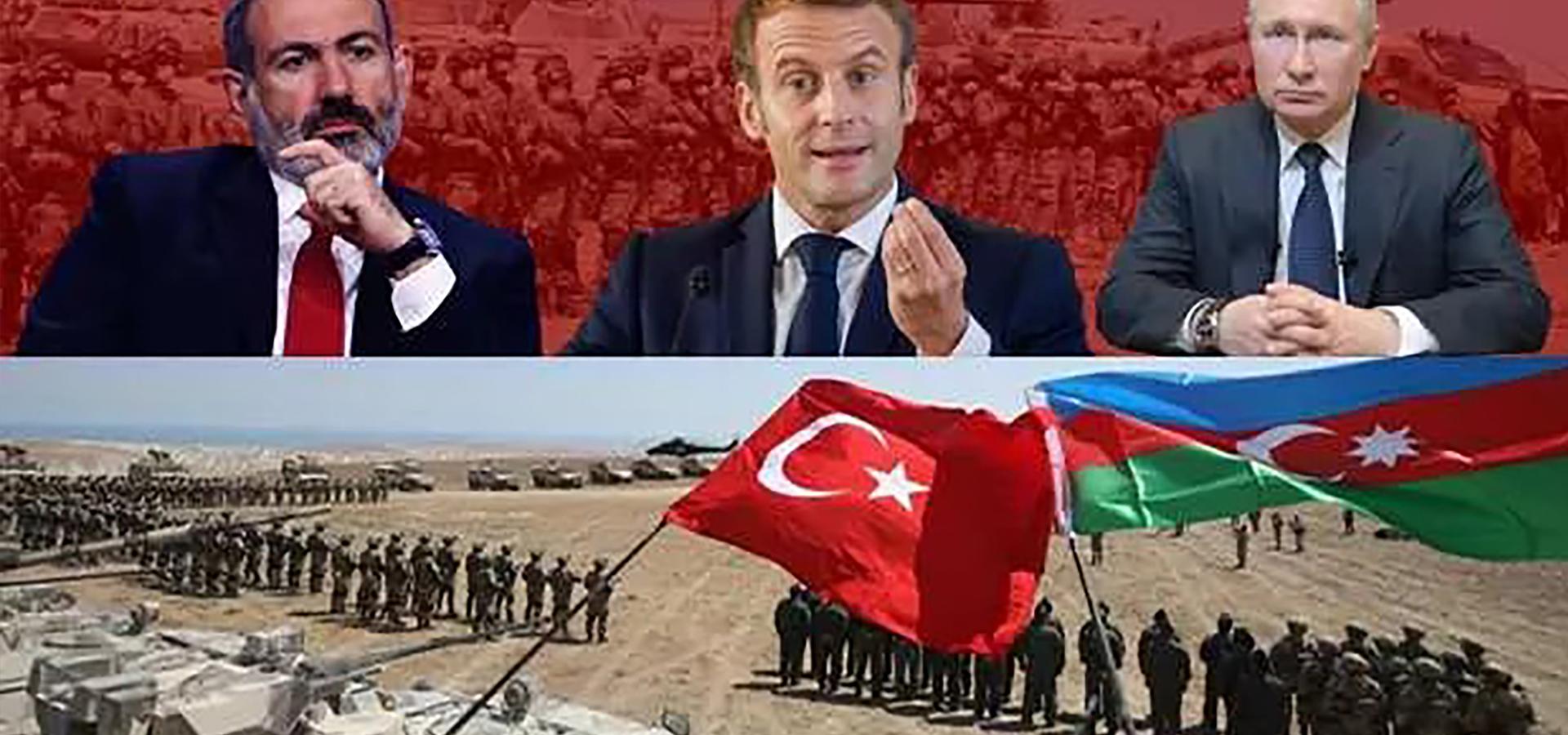 Rusiya Hansı Rolu Oynayırsa, Türkiyə də Eyni Rolda Olacaq